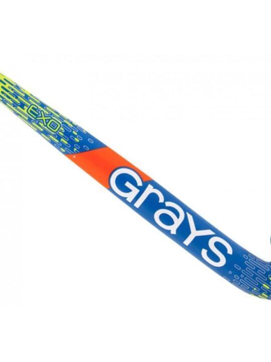 Grays hockeystick EXO Blauw Kids