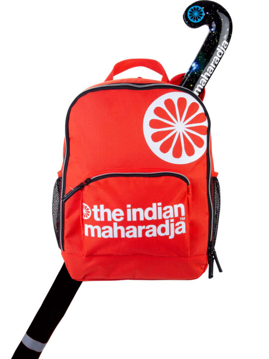 Indian Maharadja Rugzak kids ROOD