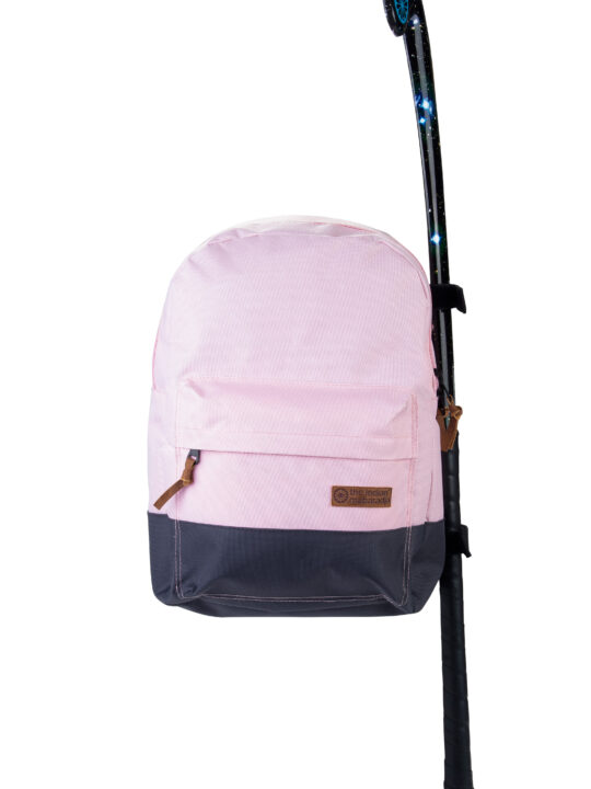 Indian Maharadja Rugzak CMX pink/grey
