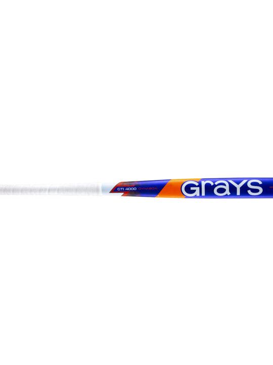 Grays zaalhockeystick GTI 4000 DB Blauw
