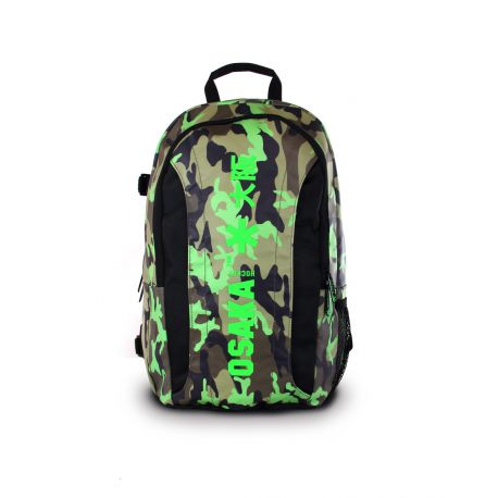 Osaka backpack Large Camo green