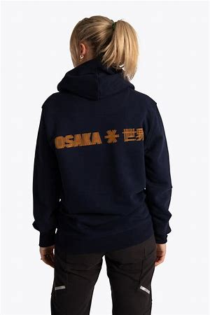 Osaka hoodie District Signature volwassenen