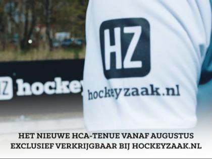 HZ nieuwe kleding sponsor/leverancier HCA https://youtu.be/cZsO_YLmXyc